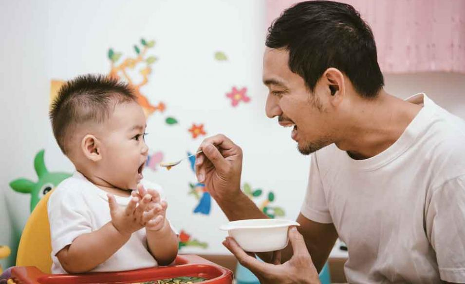 Starting complementary feeding