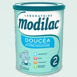Modilac Doucéa 2